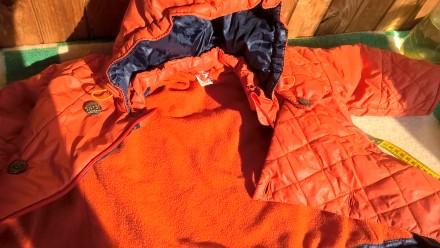 """ТМ """"Одягайко"""".Осенний комбинизон.Курточка на флисе.Штаны плащёвка.Курточка очень. Житомир, Житомирская область. фото 5"""