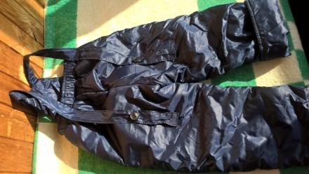 """ТМ """"Одягайко"""".Осенний комбинизон.Курточка на флисе.Штаны плащёвка.Курточка очень. Житомир, Житомирская область. фото 7"""