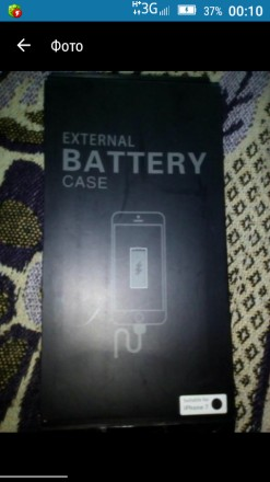 Batery case iphone7. Снятин. фото 1