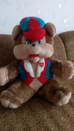 мягкая большая игрушка медведь. Миколаїв. фото 1