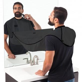 Фартук для бритья бороды и стрижки усов (фартух). Винница. фото 1