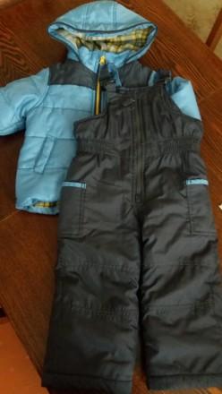 Комбинезон с курткой.. Запорожье. фото 1