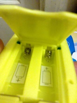 ВЕНТИЛЯТОР портативный на батарейках  Больше объявлений можно посмотреть нажав. Киев, Киевская область. фото 4
