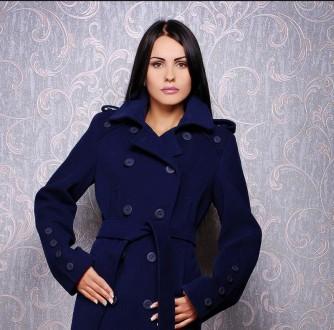 Кашемировое пальто O.Z.Z.E.. Херсон. фото 1