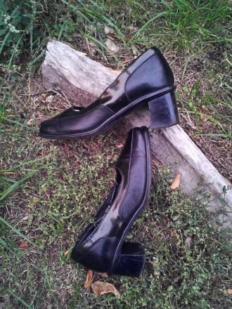 Туфли кожа 100%'хорошее сос-ие.И много др.женской обувир 38-39 и оодеждыр.50-52-. Чернигов, Черниговская область. фото 6
