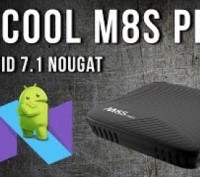 Smart TV Box MECOOL M8S PRO Amlogic S912 3/16Gb  Wi-Fi-Dual 2.4Ghz/5G. Киев. фото 1