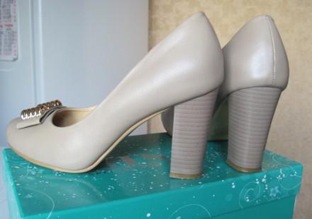 Туфли женские размер 39 (указан на подошве) Производство GIRNAIVE, Китай Мате. Харьков, Харьковская область. фото 4