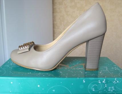 Туфли женские размер 39 (указан на подошве) Производство GIRNAIVE, Китай Мате. Харьков, Харьковская область. фото 7