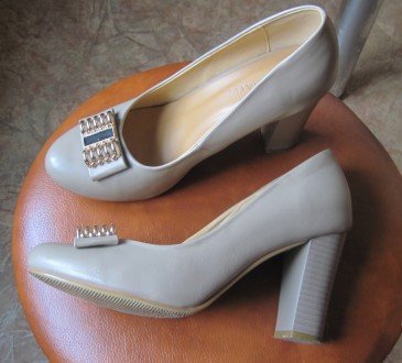 Туфли женские размер 39 (указан на подошве) Производство GIRNAIVE, Китай Мате. Харьков, Харьковская область. фото 5