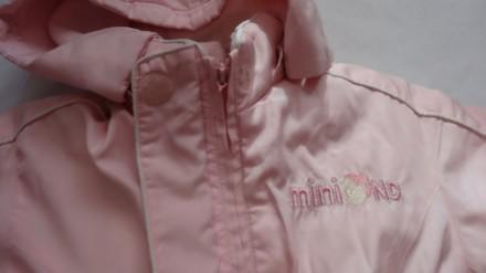 Розовый комбинезон, состав 80% пух, 20 % перо, очень тёплый и лёгкий, длинна от . Киев, Киевская область. фото 5