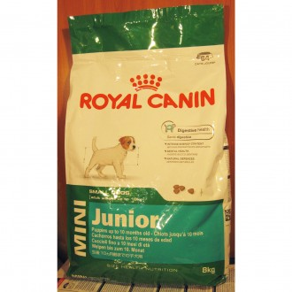 Mini Junior Royal Canin Мини Джуниор (д/щенков джуниор) Роял Канин 8кг. Киев. фото 1
