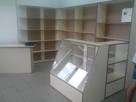 Торговое офисное оборудование стеллажи. Запорожье. фото 1