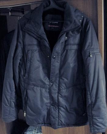 Теплая зимняя куртка Santoryo Турция. Запорожье. фото 1