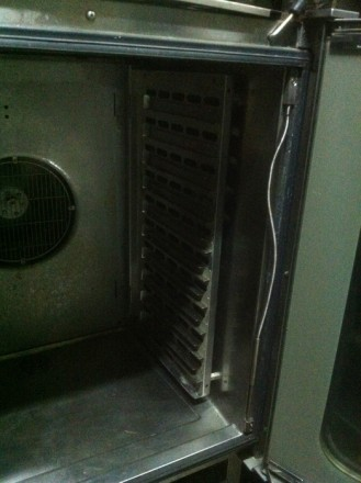 Пароконвектомат Zanussi FCV/E10L4A б/у в хорошем состоянии, после закрытия объек. Киев, Киевская область. фото 5