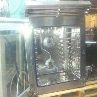 Пароконвектомат Unox XVC 704 серии ChefTop. 2007г.в., мало использовался, в отл. Киев, Киевская область. фото 3