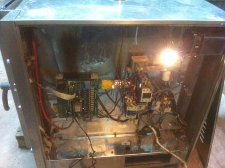 Пароконвектомат MBM FEMD207SC в отличном состоянии. Все системы работают нормаль. Киев, Киевская область. фото 10