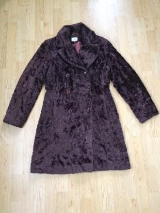 Продам стильное пальто, шубу Oasis. Днепр. фото 1
