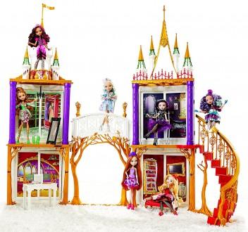 Игровой набор Замок 2-в-1 Эвер Афтер Хай Ever After High 2-in-1 Castle Play. Ивано-Франковск. фото 1