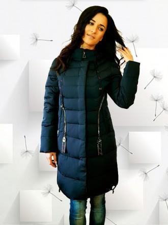 Куртка длинная Caroles 512. Черкаси. фото 1