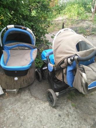 Продам коляску Jane nomad 3 в 1. Харьков. фото 1
