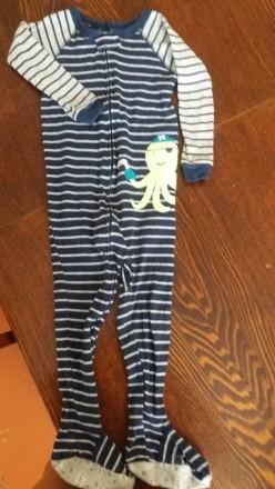 Пижама-человечек Carter