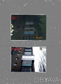 Расширение и удлинение балконов, лоджий.  Монтаж балкона к стене. Наружная и в. Одесса, Одесская область. фото 5
