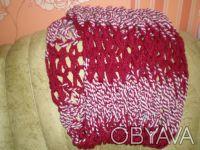 Вязаный снуд (шарф)- ручная работа. Чернигов. фото 1