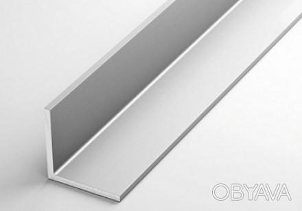Наша компания предлагает Вам большой выбор алюминиевого уголка: равносторонний и. Киев, Киевская область. фото 1