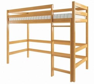 Детские 2-ярусные кровати из массива древесины. Ровно. фото 1