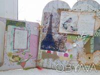 Маленький фотоальбом с признанием в тёплых чувствах :)  I love you  На обратно. Харьков, Харьковская область. фото 3