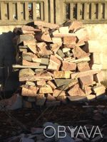 Камень бутовый используется для строительства фундаментов, заборов, цоколей и ук. Коростышев, Житомирская область. фото 3