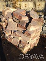 Камень бутовый используется для строительства фундаментов, заборов, цоколей и ук. Коростышев, Житомирская область. фото 5