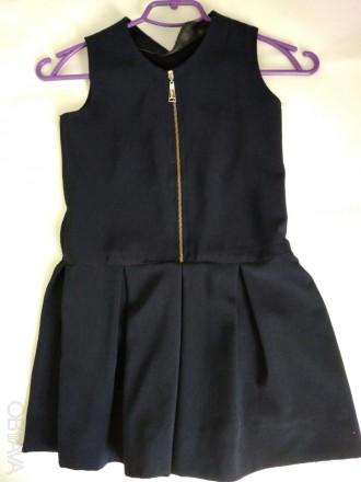 Школьная форма для девочки 5 вещей пиджак, жилетка, юбка, сарафан, брюки. Киев. фото 1