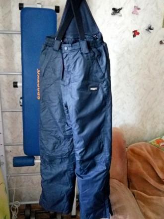 Горнолыжные штаны на мальчика р. 158. Київ. фото 1