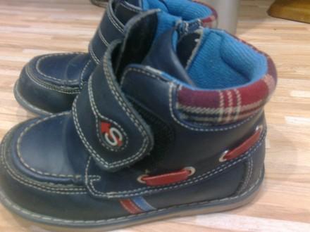 детские ботиночки с ортопедической подошвой. Сумы. фото 1