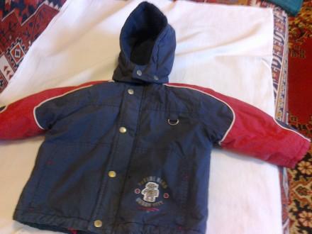курточка детская на 2-3года. Сумы. фото 1