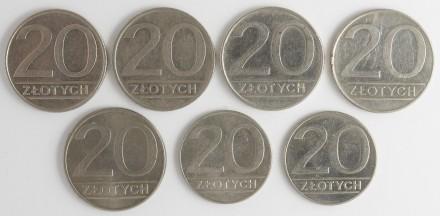 20 злотых 1984 года монета один рубль 1899 года цена разновидность