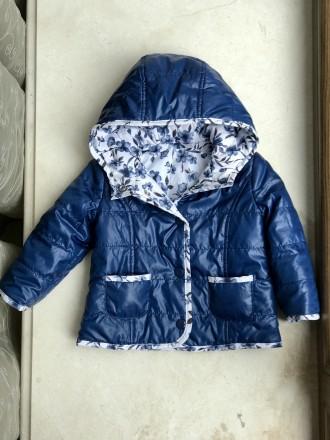 Куртка двухсторонняя. Чернигов. фото 1