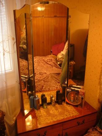 Зеркало трюмо. Мариуполь. фото 1