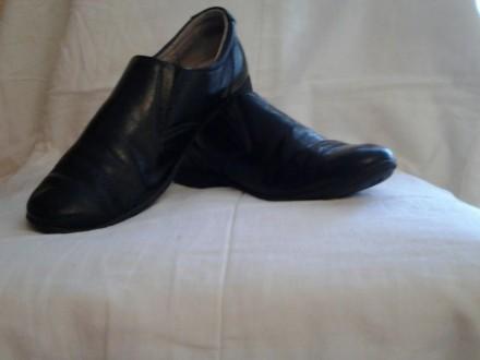 Кожаные туфли.. Мариуполь. фото 1