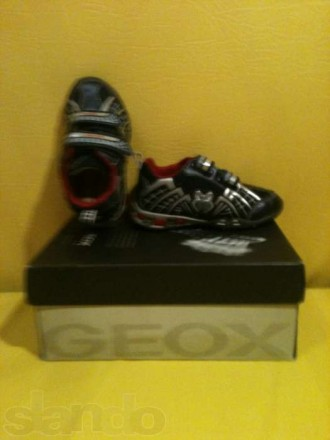 Кроссовки для мальчиков Geox р.23. Мариуполь. фото 1