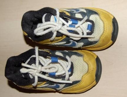 Кроссовки 11 см. Мариуполь. фото 1