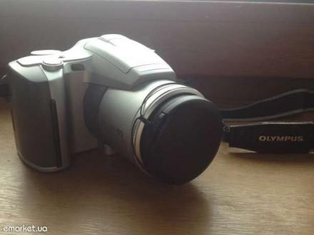 Пленочный зеркальный фотоаппарат Olympus is - 500. Мариуполь. фото 1