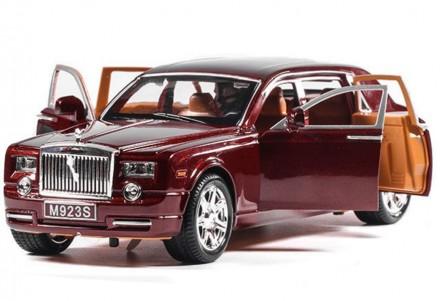 Rolls-Royce Phantom. Коллекционная модель. 1:24. Днепр. фото 1