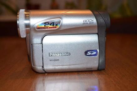 видеокамера Panasonic NV-GS 25. Мариуполь. фото 1