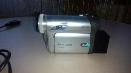 Видеокамера panasonik nv-gs25. Мариуполь. фото 1