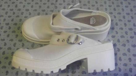 Женская обувь, на тракторной подошве.. Харьков. фото 1