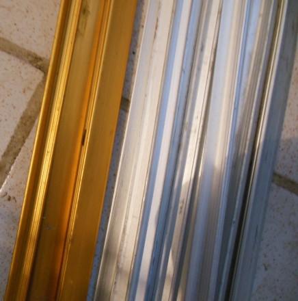 Тавр алюминиевый. Великий Бурлук. фото 1
