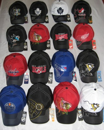 Hockey Caps NHL. Киев. фото 1