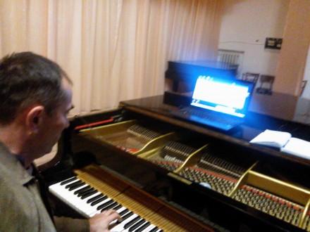 настройка фортепиано пианино рояль. Александровка. фото 1